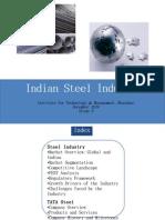 TATA Steel - Group 8