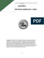 BUENAS PRÁCTICAS AGRÍCOLAS - GAPS