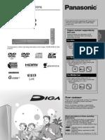 DMR-EH59_DMR-EH69 Operating Instruction