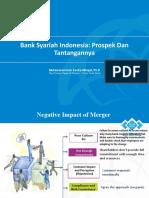 Iman Bank Syariah Indonesia Prospek dan Tantangannya