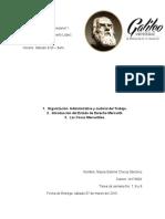 Actividades capÃ-tulo 7, 8 y 9 Derecho Empresarial.