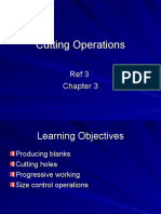 09-10 Cutting Operations