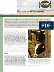 Factory Farms in Wisconsin