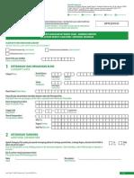 Formulir Klaim Rawat Jalan Manfaat Melahirkan - Asuransi Individu