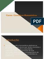 Cursos  Cientificos-Humanisticos