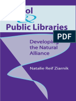 ublic libraries  developing the natural alliance