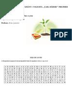 TEMA NR. 2 Unitati agricole - tipuri - 9D