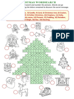 Christmas Wordsearch 2011