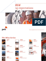 Pwc Mine 2014 Realigning Expectations