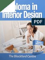 Interior Design Prospectus
