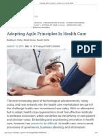 Health+Care+Example+-+Adopting+Agile+Principles+In+Health+Care