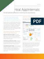 SteelCentral AppInternals Datasheet - SaaS & On-Premises-2