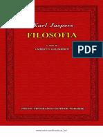 Karl Jaspers - Filosofia (1978, UTET)