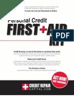 Credit Repair Capital eBook