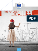 Report_The Future of CITIES - Opportunities Challenge and the Way Forward