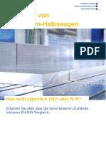Zustaende Von Alu-Halbzeugen AMCO Metall-Service GmbH