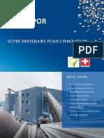 Passivhaus France Présentation de MISAPOR