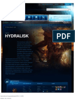 Hydralisk-Unit Description - Game - StarCraft II