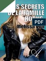 MELISSA VDH-Les Secrets de La Famille Horns