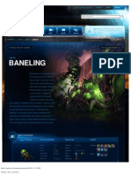 Baneling-Unit Description - Game - StarCraft II
