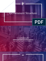 Week 2_Government Structure