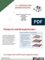 TP - Magnetoscopie