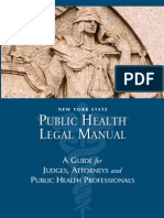 Public Health Legal Manual