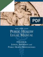 Public Health Legal Manual
