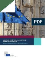 Consiliul European Și Consiliul UE de-A Lungul Timpului
