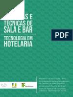 Sistemas e Técnicas de Sala-Bar -Livro