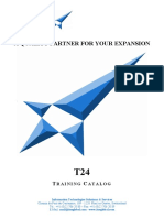 ITSS T24 Training Course Catalog 2020 2 5