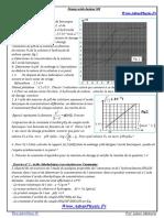 Série 1 . Dosage acido-basique (Www.AdrarPhysic.Fr)