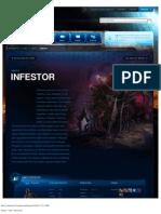 Infestor-Unit Description - Game - StarCraft II