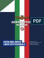Aeronautica Militare - Catalogo 2020