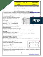 Série 1 . Dipôle RC (Www.AdrarPhysic.Fr)