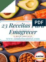Baixar eBook 23 Receitas Para Emagrecer (1)