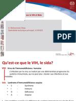 Informations de base sur le VIH et Sida