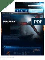 Mutalisk-Unit Description - Game - StarCraft II