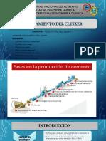 ENFRIAMIENTO DEL CLINKER-EXPOSICIÓN GRUPO1