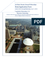 2011-2012 SLF Application