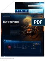 Corruptor-Unit Description - Game - StarCraft II