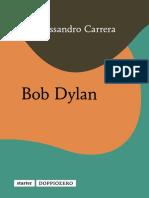 Carrera a. Bob Dylan