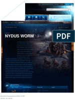 Nydus Worm-Unit Description - Game - StarCraft II