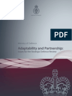 Defence Green paper
