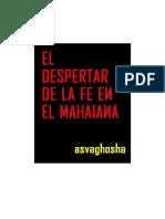 322231902 Asvaghosha El Despertar de La Fe en El Mahayana