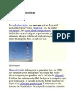 Antenne Radioélectrique
