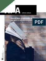 Manual APA 7edição