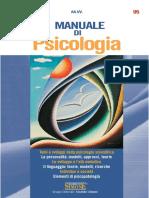 Manuale Di Psicologia, Napoli 2010