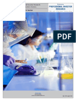Diagnostic Sector Research