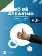 Bo Du Doan de Ielts Speaking Quy 1 2021 Ieltsvietop